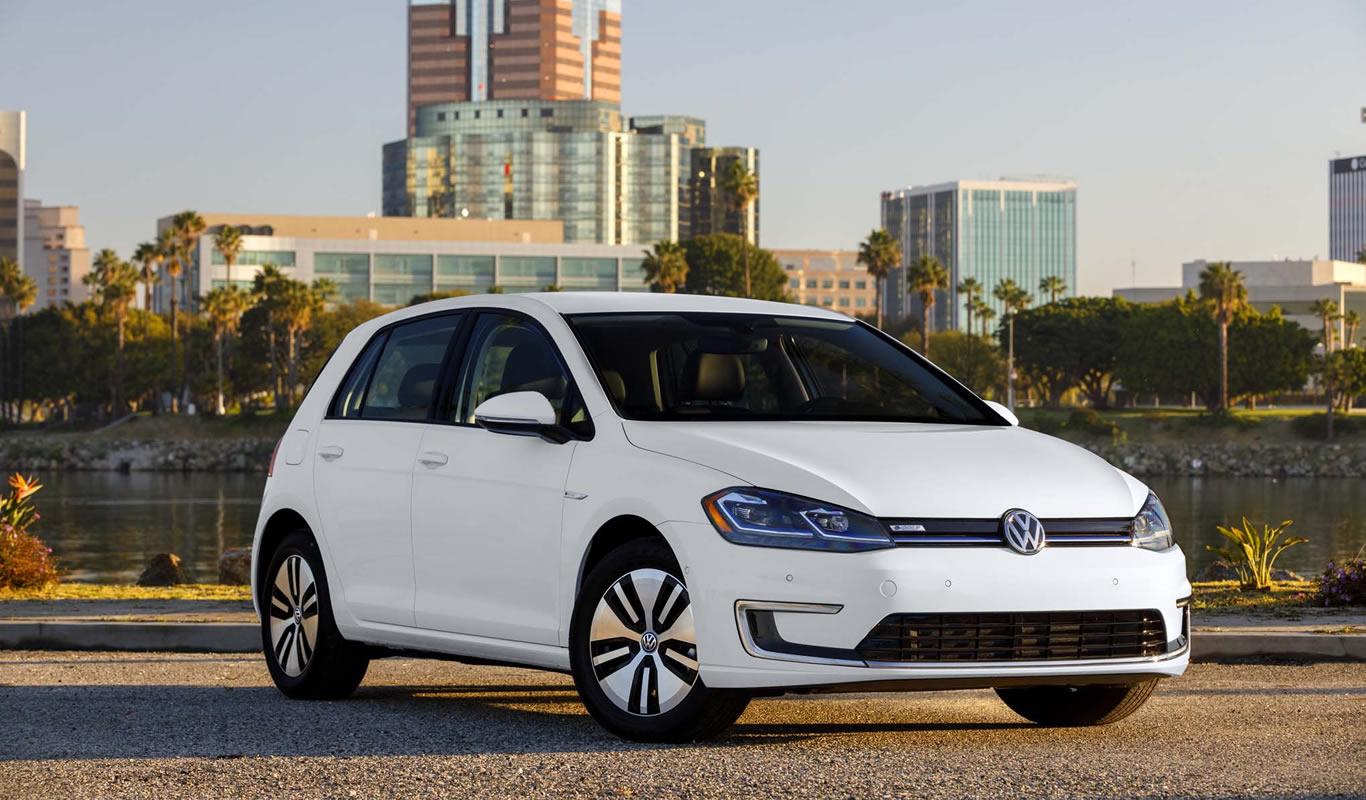Volkswagen e-Golf – Plug'n Drive