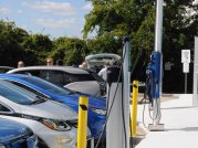 Workplace Electric Vehicle Charging Incentive Program Image