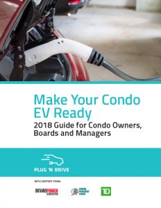 Electric Car Charging in Condos Information Guide